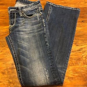 Express Bootcut Jeans Size 2R